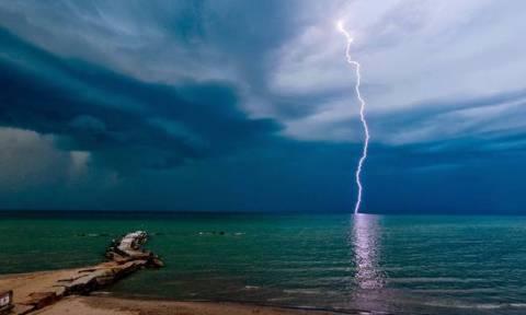 Weather forecast: Rain, thunderstorms on Monday (18/06/2018)