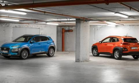 Το νέο SUV, το Kona, είναι το πιο μοντέρνο Hyundai και ξεκινά από τα 1.000 κ.εκ. και τις 16.590 ευρώ
