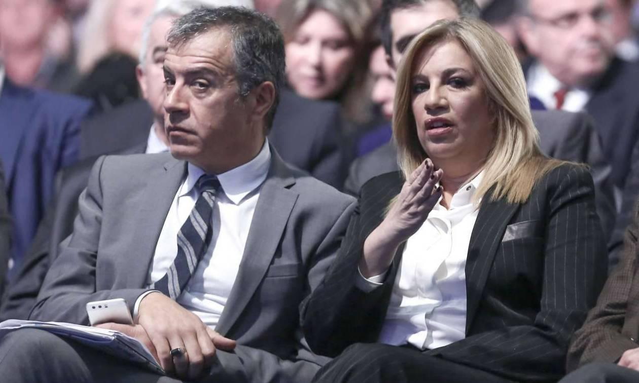 Ραγδαίες εξελίξεις: Παίρνουν «διαζύγιο» Φώφη και Σταύρος