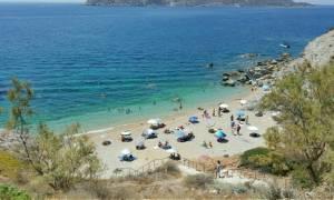 Τρεις παραδεισένιες και καλά κρυμμένες παραλίες της Αττικής! (pics)