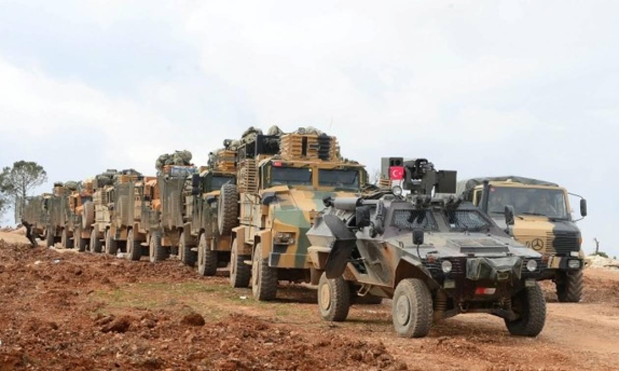 Μάνμπιτζ: Ακόμη πιο βαθιά στη Συρία εισέβαλε ο τουρκικός στρατός