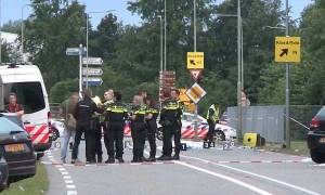 Ολλανδία: Στα χέρια των αρχών o δράστης της επίθεσης με φορτηγό σε μουσικό φεστιβάλ στο Άμστερνταμ
