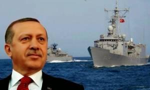 Die Welt: Γιατί ο Ερντογάν σκοπεύει να «πλημμυρίσει» με πολεμικά πλοία το Αιγαίο