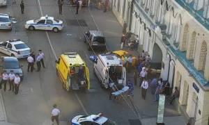 Μόσχα: Προφυλακίστηκε ο οδηγός ταξί που παρέσυρε και τραυμάτισε πεζούς