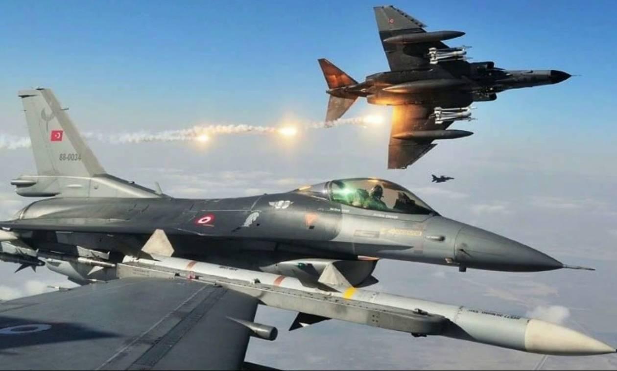 Εκτός ελέγχου ο Ερντογάν: Βομβάρδισε ξανά τους Κούρδους στο Ιράκ