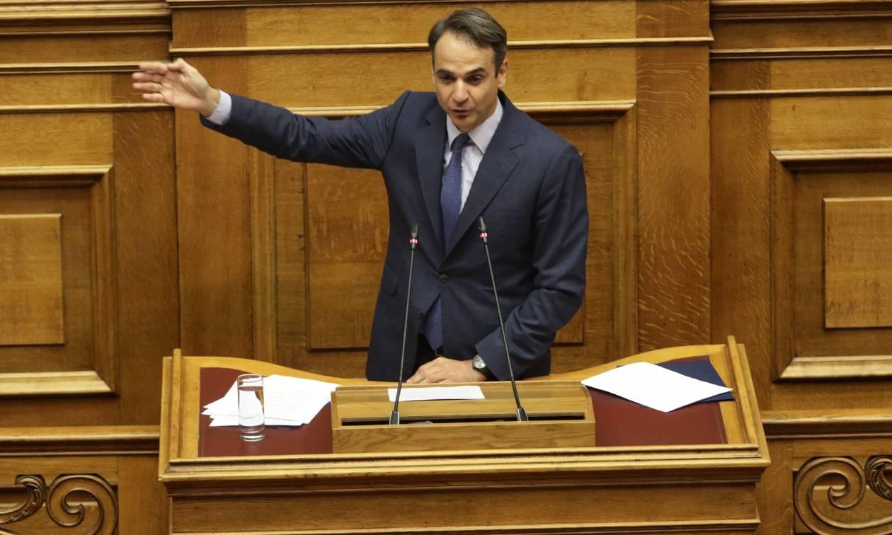 Βαρύτατα εκτεθειμένος ο Μητσοτάκης: Δημοσιογράφος της FΑΖ τον διαψεύδει για το Σκοπιανό