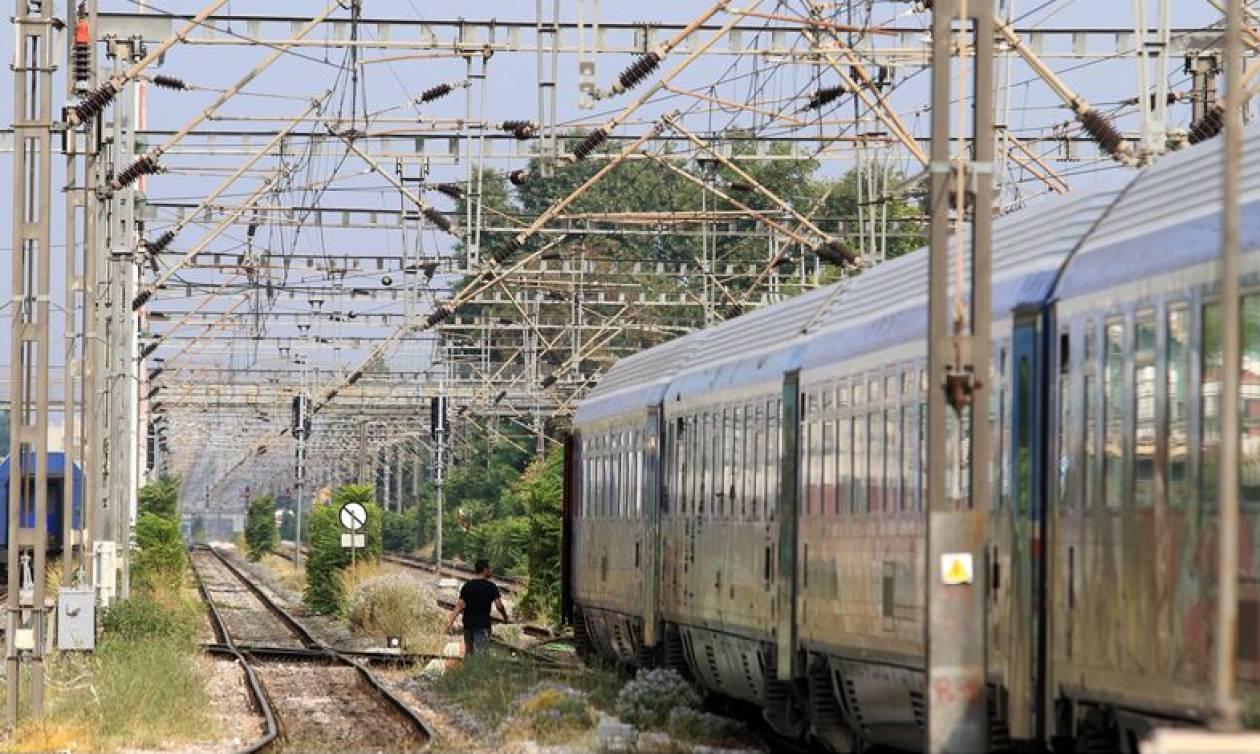 Διακόπηκε η σιδηροδρομική σύνδεση Θεσσαλονίκης - Αθήνας: Έσπασε αγωγός