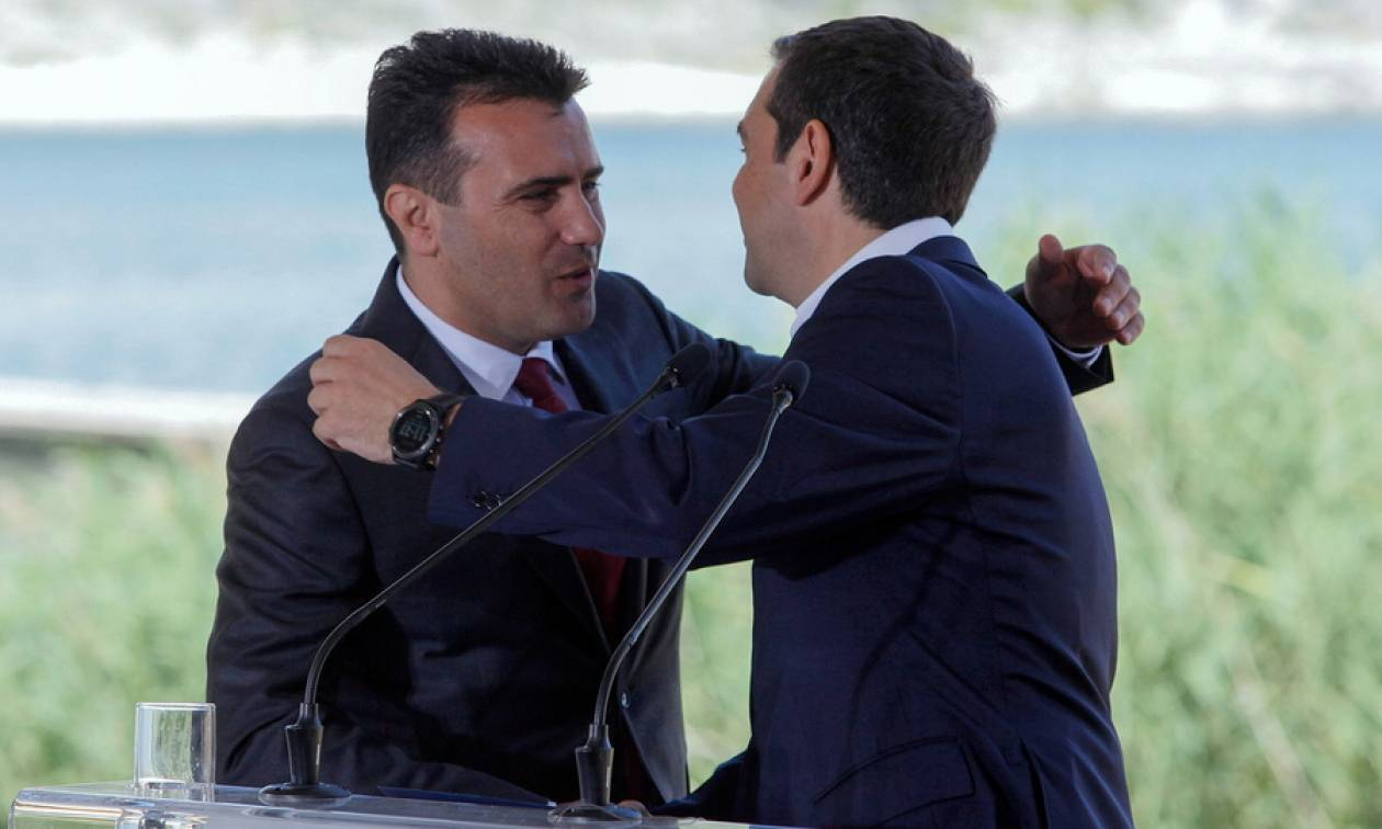 Reuters για Σκοπιανό: Η συμφωνία δεν συνδέθηκε με το χρέος, αλλά θα βοηθήσει για την ελάφρυνσή του