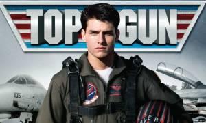 Αυτή η ταινία θα κάνει «πάταγο»: Το Top Gun επιστρέφει έπειτα από 30 χρόνια (Vid)