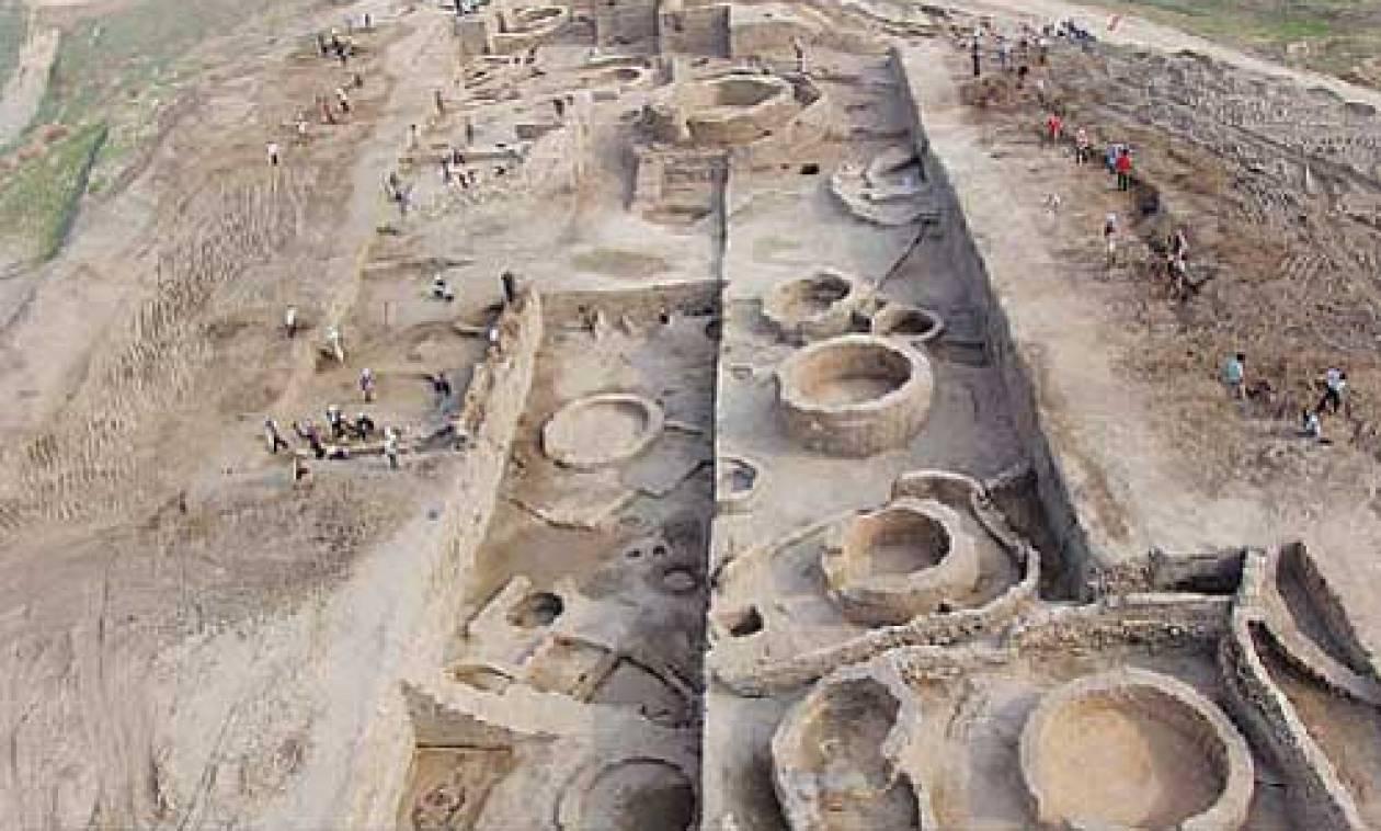 Ανακαλύφθηκε αρχαίο χωριό ηλικίας 3.000 χρόνων