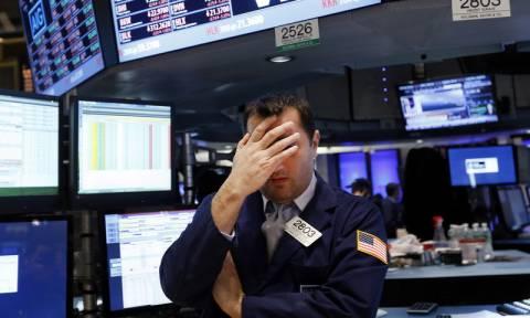 Wall Street: Συνέχισε το πτωτικό σερί ο Dow Jones