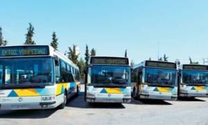 ΠΡΟΣΟΧΗ! Στάση εργασίας στα λεωφορεία σήμερα (19/6) - Δείτε τις ώρες που «τραβούν» χειρόφρενο