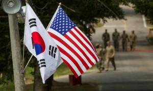 ΗΠΑ και Νότια Κορέα συμφώνησαν να αναβληθούν οι κοινές στρατιωτικές ασκήσεις