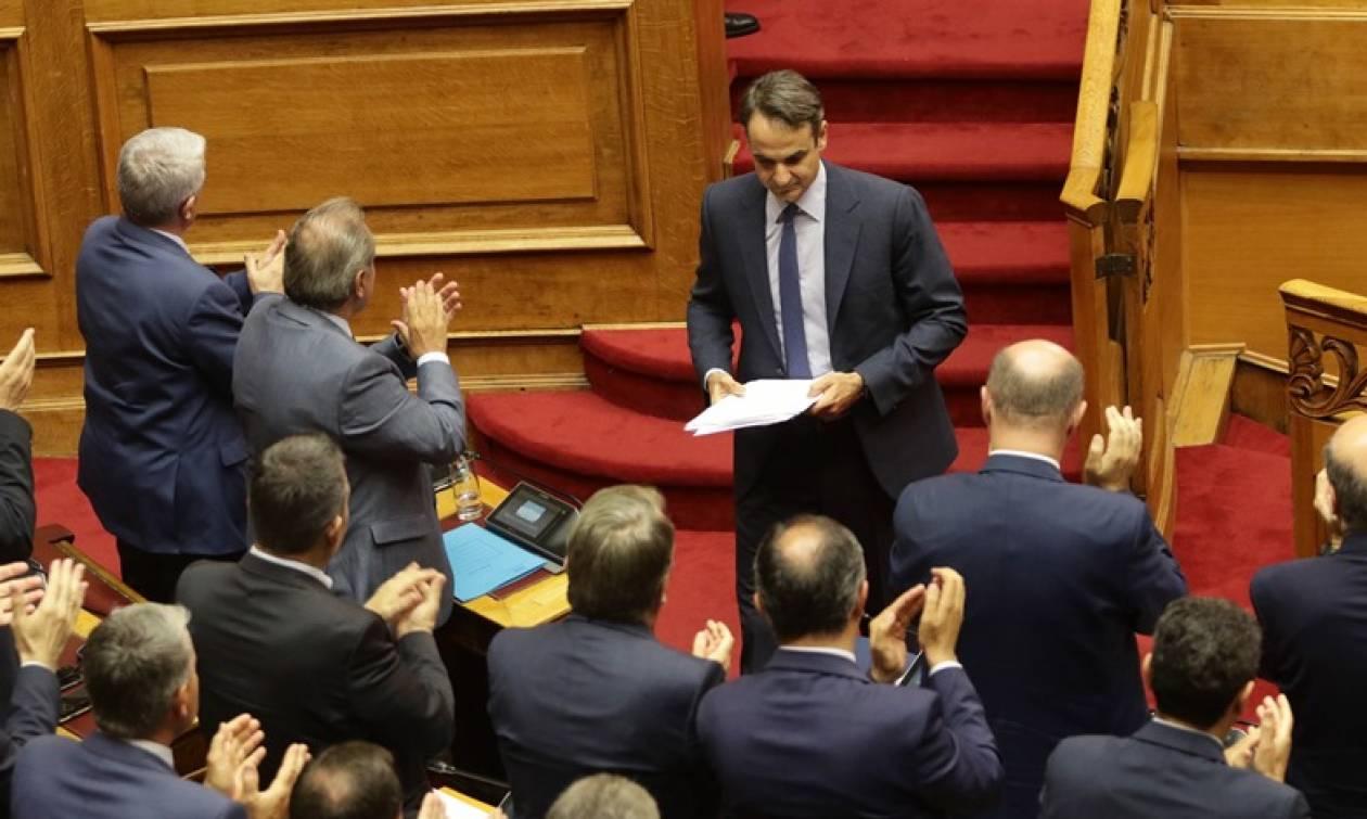 «Σφαγή» ΝΔ – ΣΥΡΙΖΑ μετά τις Πρέσπες και τη Συμφωνία με τα Σκόπια