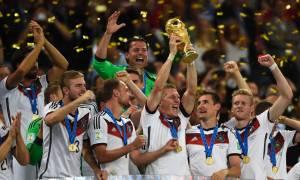 Παγκόσμιο Κύπελλο Ποδοσφαίρου 2018: Η... κατάρα του τροπαιούχου απειλεί το σερί της Γερμανίας