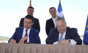 Κοτζιάς για Σκοπιανό: Έχω δημοσκοπήσεις που δείχνουν ότι το 47% είναι υπέρ της συμφωνίας