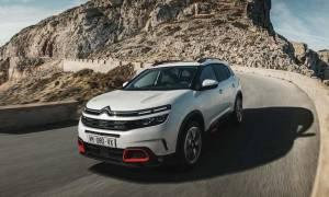 Νέο SUV CITROËN C5 AIRCROSS: Το SUV της επόμενες γενιάς