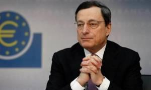 Ντράγκι: Η ΕΚΤ δεν θα βιαστεί να αυξήσει τα επιτόκια