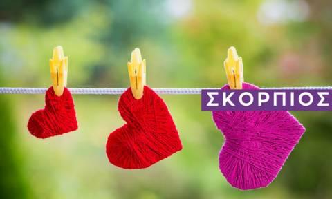 Σκορπιός: Η ερωτική πρόβλεψη της εβδομάδας από 18/06 έως 24/06