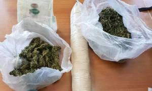 Ηράκλειο: Ναρκωτικά και εκρηκτικά ήταν ο συνδυασμός που τον έστειλε... φυλακή (pics)