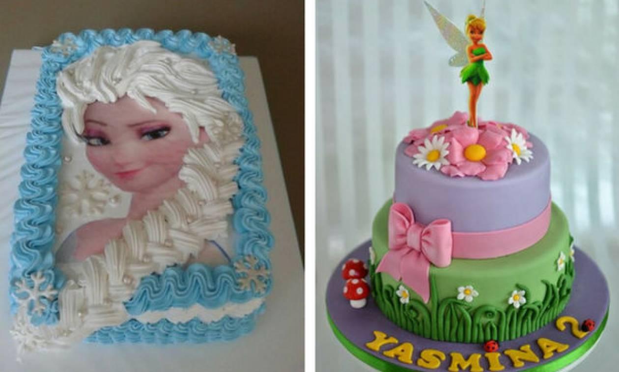 τουρτεσ γενεθλιων για κοριτσια Εικοσιπέντε εντυπωσιακές τούρτες γενεθλίων για κορίτσια   Θα  τουρτεσ γενεθλιων για κοριτσια