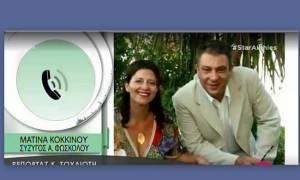 Άγγελος Φώσκολος: Λύγισε η γυναίκα του δημοσιογράφου που πέθανε στα 45 του