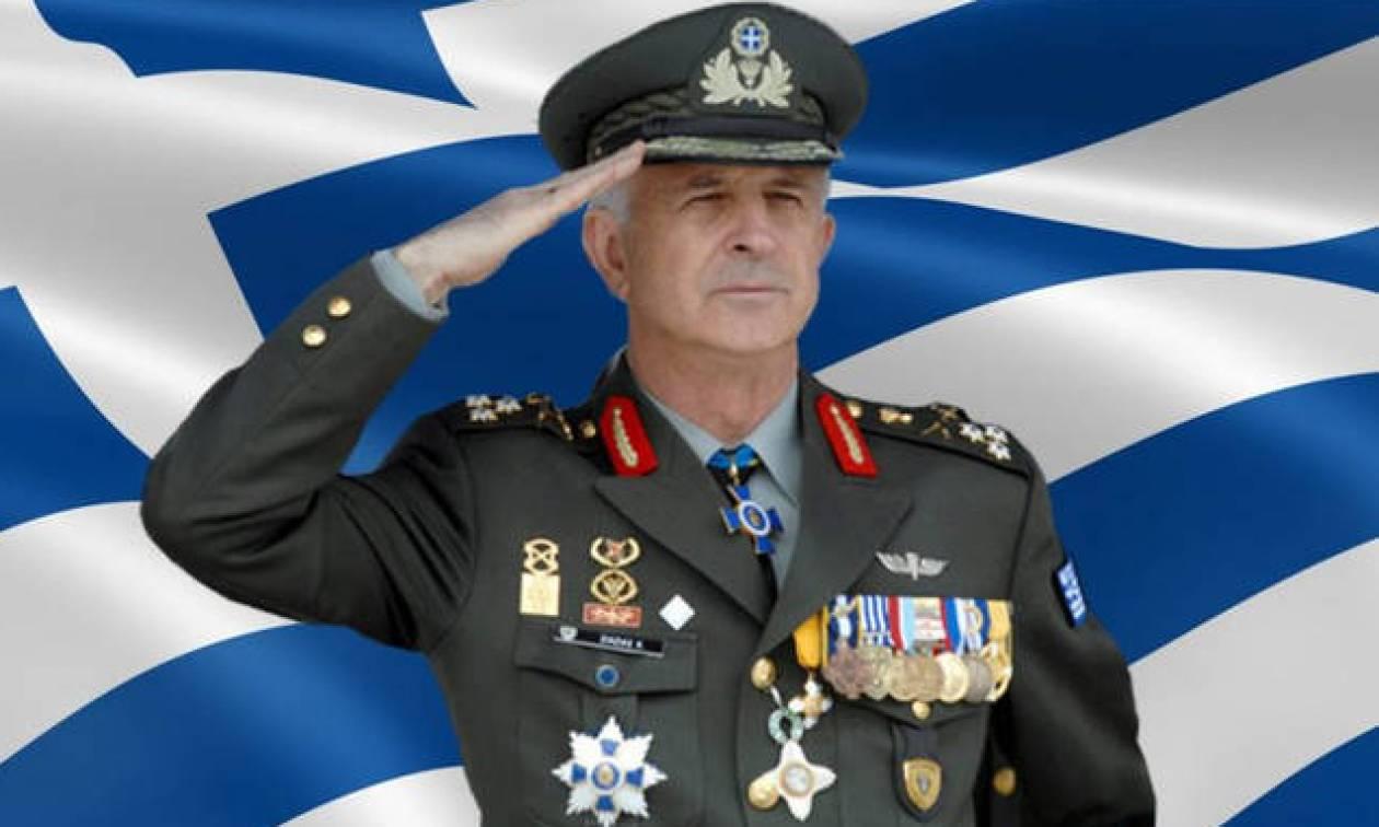 Στρατηγός Ζιαζιάς για Σκοπιανό: Δώσαμε τα ιερά και τα όσια της πατρίδας μας