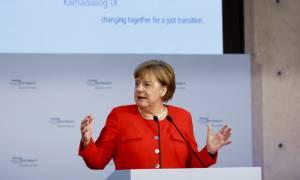Μέρκελ: Την Πέμπτη η Ελλάδα κάνει το τελευταίο βήμα στο πρόγραμμα
