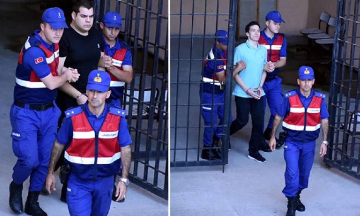 Έλληνες στρατιωτικοί: Τι υποστήριξαν στις καταθέσεις τους - «Υποψία εγκλήματος» βλέπουν οι Τούρκοι