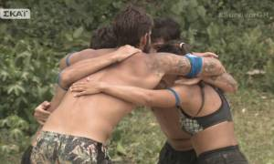 Survivor 2: Κι άλλη νίκη για τους μαχητές- Δείτε την αντίδραση των διάσημων