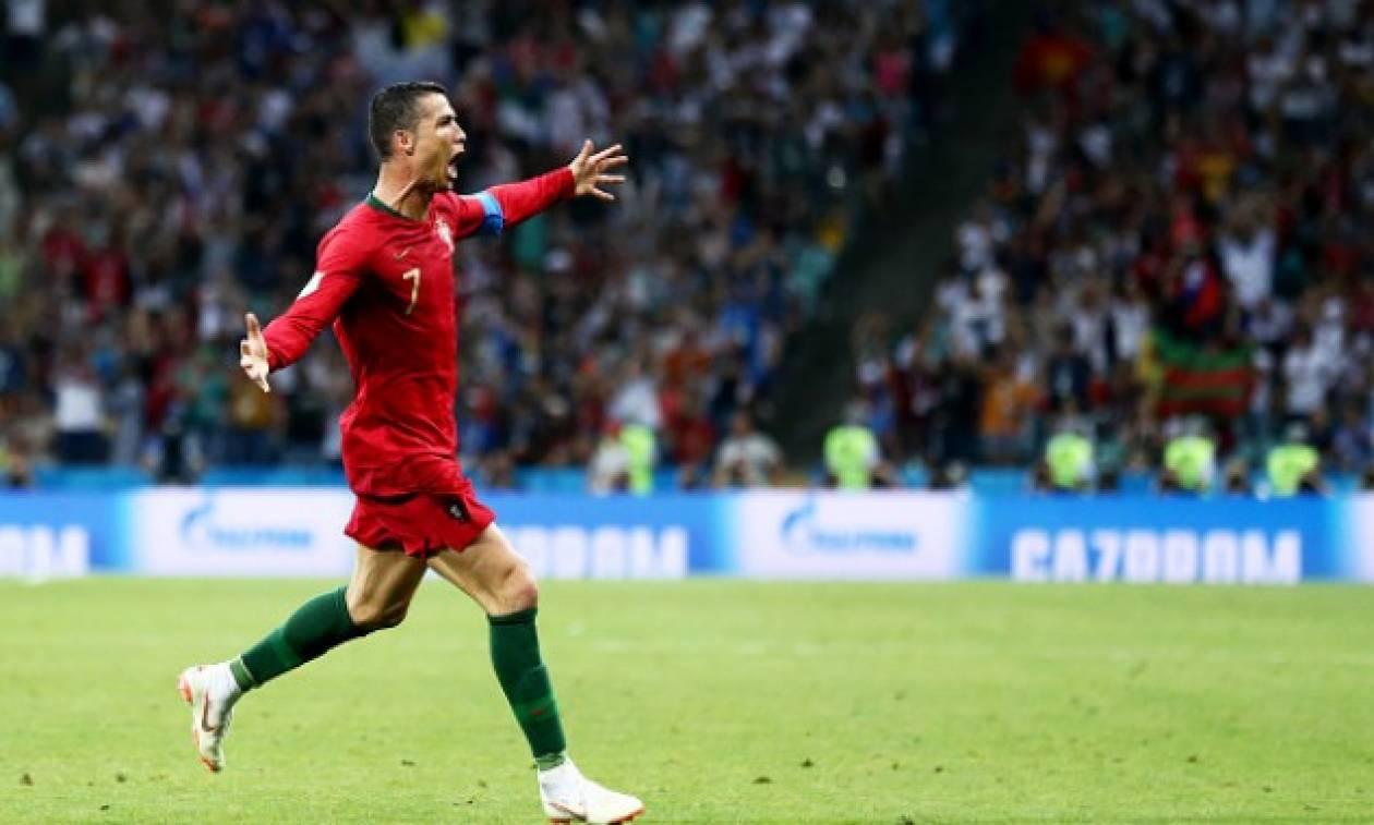 Θα ανοίξει το σκορ ο Ρονάλντο κόντρα στο Μαρόκο;