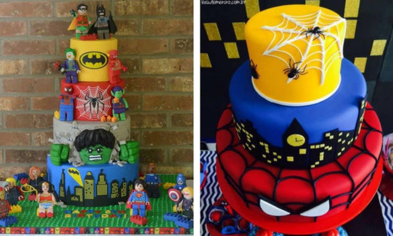 τουρτεσ γενεθλιων για αγορια Εικοσιπέντε φανταστικές τούρτες γενεθλίων για αγόρια (pics) | Newsbomb τουρτεσ γενεθλιων για αγορια