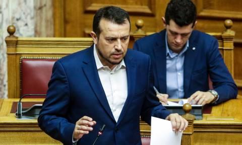 Παππάς για Σκοπιανό: Η συμφωνία διασφαλίζει τα ελληνικά συμφέροντα