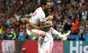 Παγκόσμιο Κύπελλο Ποδοσφαίρου 2018: Η «καραμπόλα» του Ντιέγκο Κόστα έσωσε την Ισπανία (video)