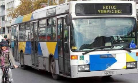 В Греции продолжает бастовать общественный транспорт
