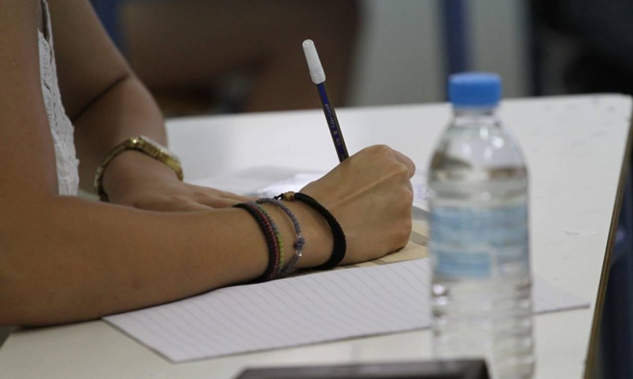 Πανελλήνιες 2018 ΕΠΑΛ: Αυτά είναι τα θέματα στα τέσσερα -και τελευταία- σημερινά (21/06) μαθήματα
