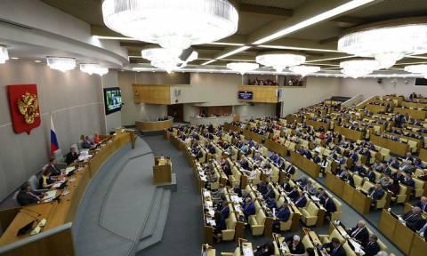 Госдума приняла поправки к бюджету на 2018 год