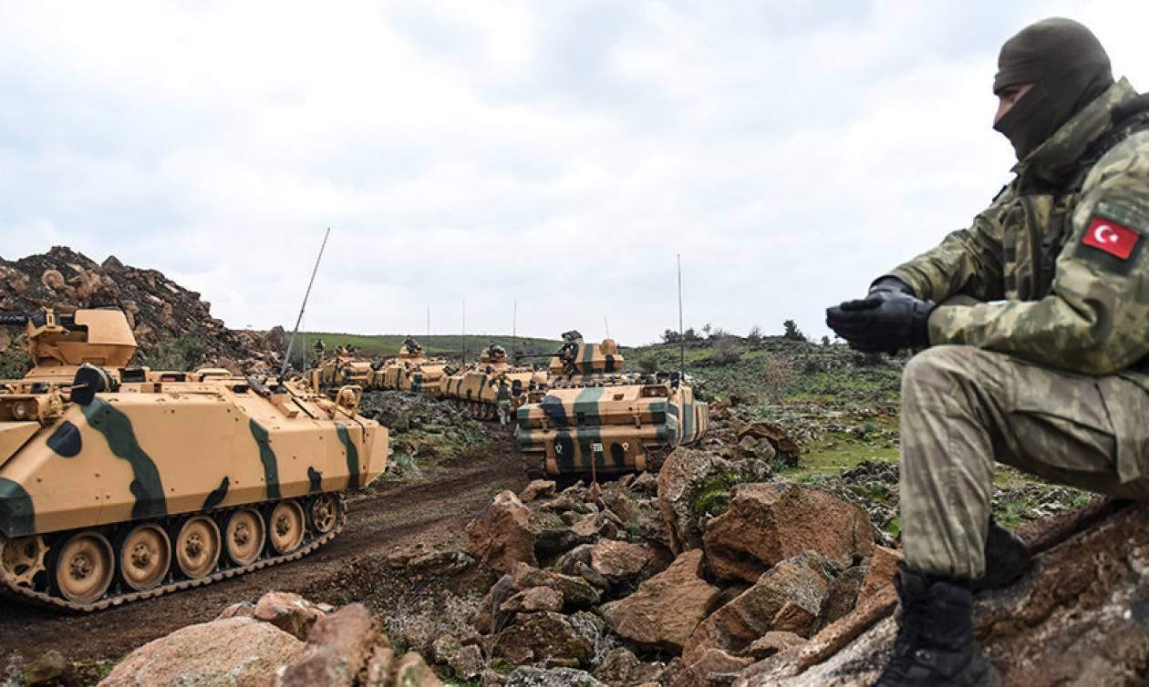 Σε τουρκικό κλοιό η Μάνμπιτζ στη Συρία: Έτοιμοι να εγκαταλείψουν την πόλη οι Κούρδοι