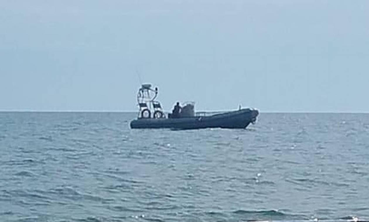 Απέκλεισαν την παραλία Μεσαγκάλων στη Λάρισα: Δείτε τι βρήκαν οι ψαράδες δίπλα στην ακτή