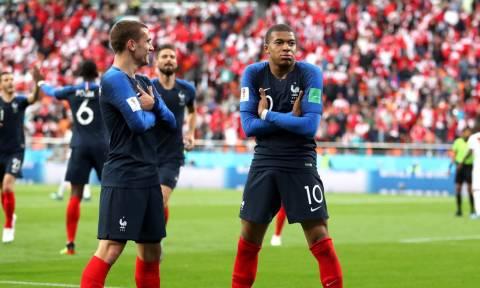 Παγκόσμιο Κύπελλο Ποδόσφαιρο 2018: Με Εμπαπέ «πέταξε» στους «16»!