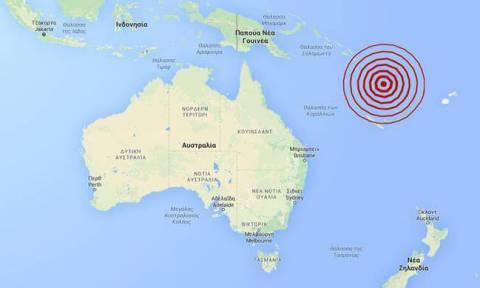 Σεισμός 6,1 Ρίχτερ στο Βανουάτου (pic)