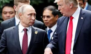 Στα σκαριά συνάντηση Τραμπ – Πούτιν