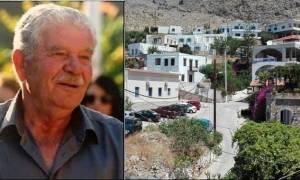 Χανιά: Βρέθηκε η σορός του δολοφονημένου επιχειρηματία - Τον είχαν θάψει σε χωράφι (pics)