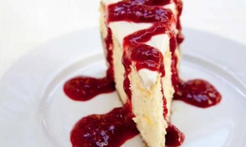 Γεύση cheesecake χωρίς θερμίδες γίνεται; Γίνεται και είναι πανεύκολο!