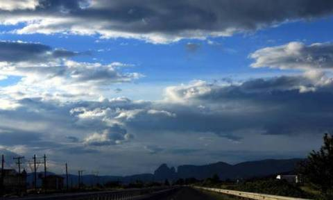 Weather forecast: Cloudy on Friday (22/06/2018)