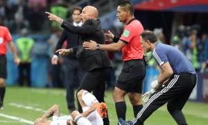 Παγκόσμιο Κύπελλο Ποδοσφαίρου 2018: Χαμός στην Αργεντινή - Οι παίκτες ζήτησαν το τέλος του Σαμπάολι!
