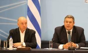 ΑΝ.ΕΛ. για Eurogroup: «Η Ελλάδα χαμογελά και ο Πάνος Καμμένος δικαιώνεται»