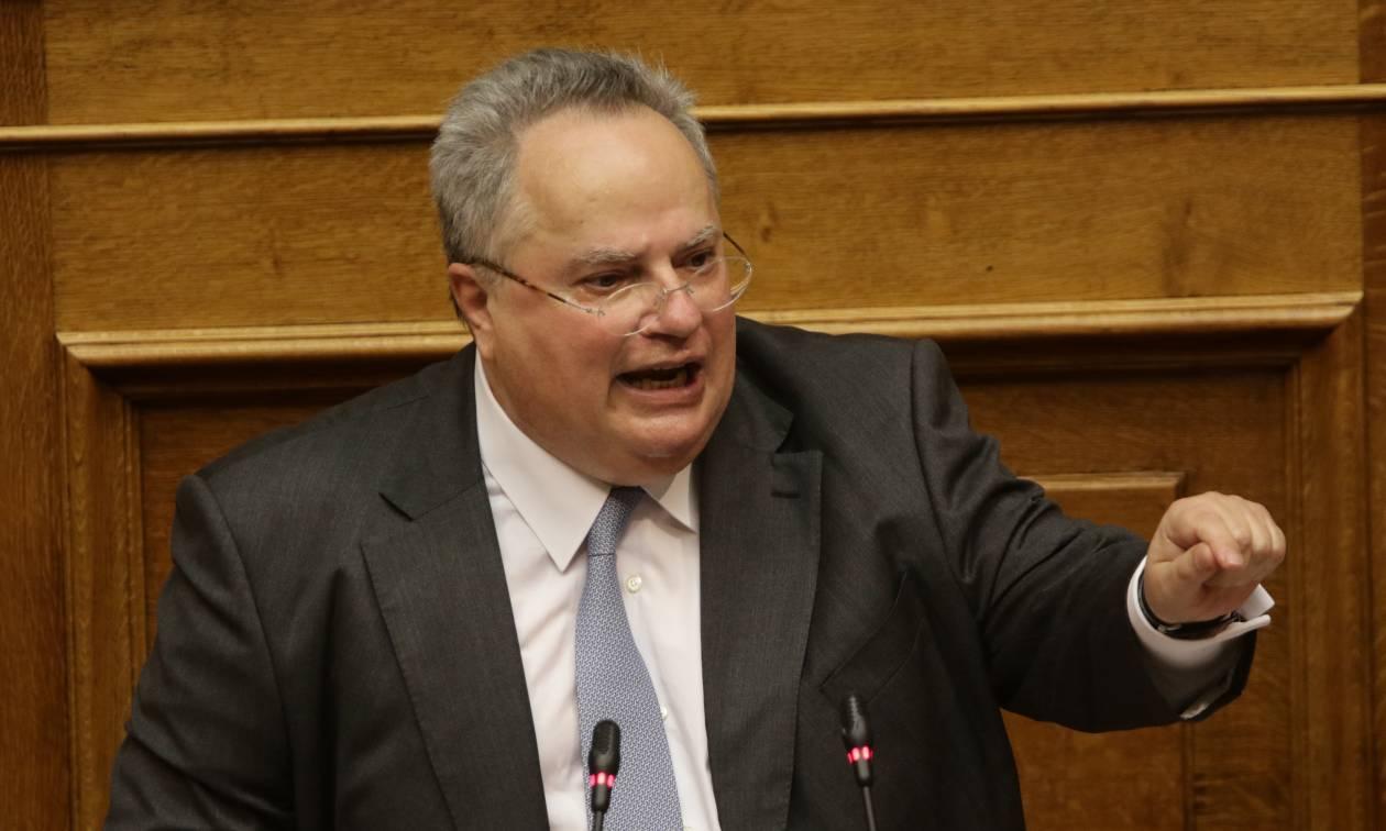 Στην Ρόδο ο Κοτζιάς: Με ποιους θα συναντηθεί ο υπουργός Εξωτερικών
