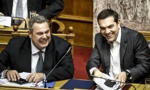 Έκτακτη ομιλία του Τσίπρα στις Κ.Ο. των ΣΥΡΙΖΑ - ΑΝ.ΕΛ. στο Ζάππειο