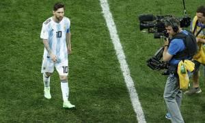 Μουντιάλ 2018: Ενός λεπτού... σιγή για την τριάρα της Αργεντινής από την Κροατία (vid)